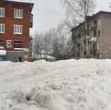 Составляем жалобу на плохую уборку снега